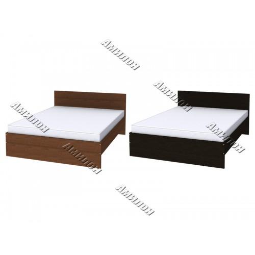 Кровать с ортопедическим основанием К16