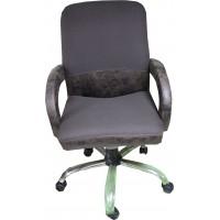 Кресло компьютерное Зеус коричневый