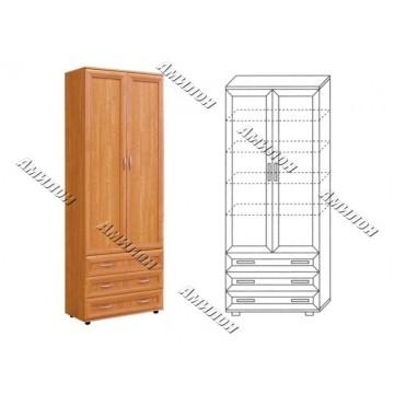 Шкаф для белья 106 «МС»