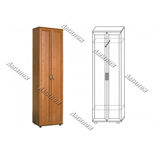 Шкаф для одежды 128 «МС»