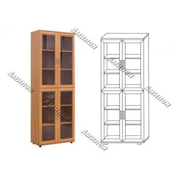 Шкаф для книг 107 «МС»