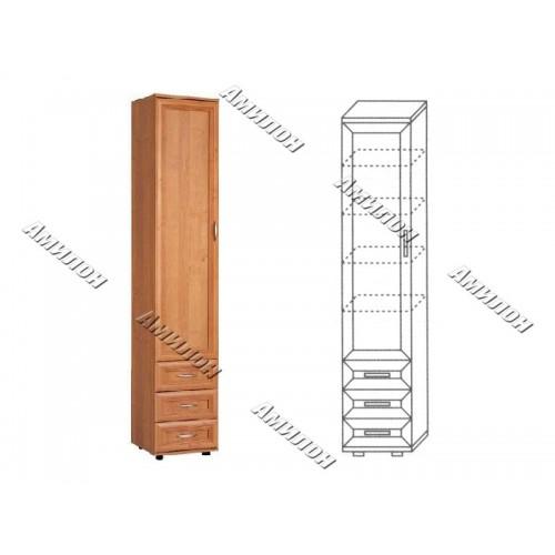 Шкаф с тремя ящиками 113 «МС»